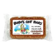 Bobos Oat Bar 27862 Bobos Oat Bar All Natural Cinnamon Raisin Oat Bar - 12x3 Oz
