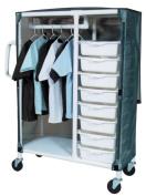 MJM International 390-8 Distribution Cart