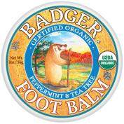 Badger 359010 Foot Balm 20ml Tin