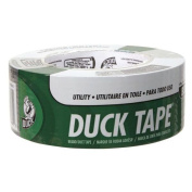 Duck Tape 2840718.2cm . x 55 yards Utility Grade Silver Tape