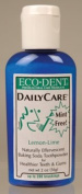 Eco-dent DailyCare Toothpowder Lemon Lime -- 60ml