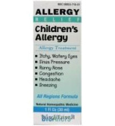 NatraBio bioAllers Childrens Allergy Relief
