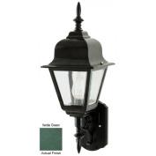 Trans Globe Lighting 4412 VG 1 Light Coach Lantern - VERDE GREEN