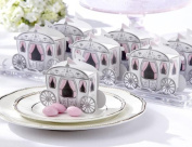 Kate Aspen 28054NA Enchanted Carriage Favor Boxes- 4 Packs of 24 sets each