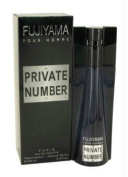 Fujiyama Private Number by Succes De Paris Eau De Toilette Spray 100ml