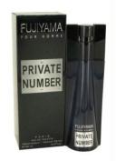 Fujiyama Private Number by Succes De Paris Eau De Toilette Spray 100ml