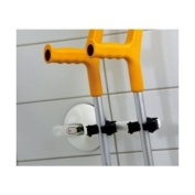 Clarke Health Care R1400206S DUO CANE HOLDER WITH SUCTION PAD WITH INDICATOR