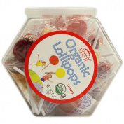 YummyEarth Yumearth Organic Fruit Lollipops, 180ml Container