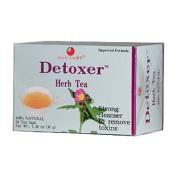 Health King Medicinal Teas 0417758 Detoxer Herb Tea - 20 Tea Bags