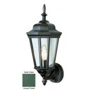 Trans Globe Lighting 4095 VG 1 Light Coach Lantern - VERDE GREEN