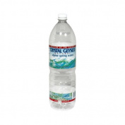 Crystle Geyser 27414 Alpine Spring Water Plastic 1.5 Litre