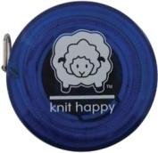 Knit Happy 75666 Knit Happy Tape Measure-Blue