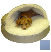ODonnell Industries 87706 X-Large Orthopedic Cozy Cave Pet Bed - Medium Blue