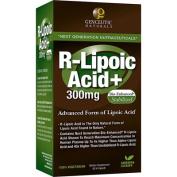 Genceutic Naturals 0400408 R-Lipoic Acid Plus - 300 mg - 60 Vcaps