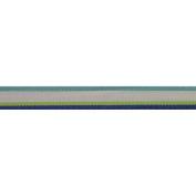 Cest Joli 29617911 Ruban Diego Ribbon 1-5.1cm . x 3.28 Yards-Blue Multi