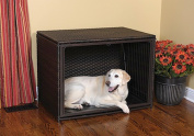 Solvit Products 19202 Small Side Load Pet Residence Espresso