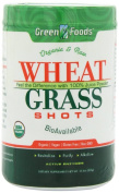 Green Foods 1090117 Organic and Raw Wheat Grass Shots - 310ml
