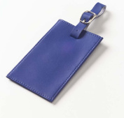 Clava CL-2009 Rectangle Luggage Tag - CL Blue