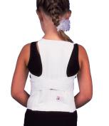 ITA-MED Posture Corrector Thoracic Lumbo-Sacral Orthosis White