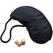 Lewis N Clark 705 Eye Mask and Ear Plugs
