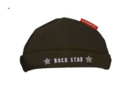 Silly Souls B_15_12 Rock Star Beanie - 12 - 24 month black