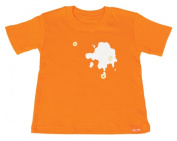 Uh-oh Industries ML2035TOR The Messy Line - Orange Cereal Slide 5T top