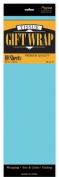 Axiom International Inc 34030 Axiom International Inc 34030 50cm . X 70cm . Light Blue Premium Tissue Gift Wrap 10 C