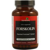 Futurebiotics 1129543 Forskolin - 25 mg - 60 Vegetarian Capsules