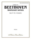 Alfred 00-PA02355A Moonlight Sonata- Op. 27- No. 2- Complete - Music Book