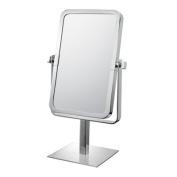 Aptations 80643 Rectangular Vanity Mirror In Chrome 80643 - Chrome