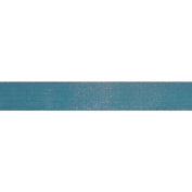 Cest Joli 29616747 Ruban Sari Ribbon 5-20cm . x 3.28 Yards-Blue-Brown