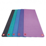 Ecowise 84225 Deluxe Workout and Fitness Mat- Lavender
