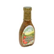 Organicville 26695 Organic Sun Dried Tomato Garlic Vinaigrette