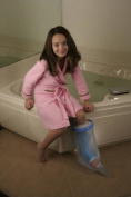 SEAL-TIGHT 20204 SEAL-TIGHT - ORIGINAL - Pediatric Medium Leg