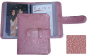Raika ST 108 PINK Wallet Photo Card Case - Pink