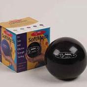 FitBALL FBSM5 FitBALL SoftMeds Black 2.5kg