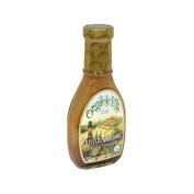Organicville 26691 Organic Olive Oil & Balsamic Vinaigrette