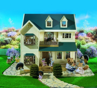 Sylvanian Families - House on the Hill by Sylvanian ...