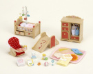 Sylvanian Families - Baby Room Set