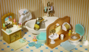 Sylvanian Families - Country Bathroom