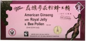 Prince Of Peace 58752 American Ginseng Royal Jelly With Bee