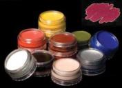 Cinema Secrets CC049C - Bruised Red Cream Makeup - .125 Oz - Carded