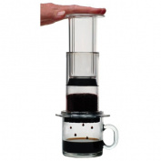 Aeropress Coffee Maker + Extra 350 Micro Filters - Aerobie