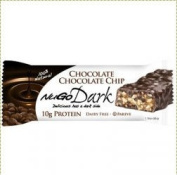 Nugo Nutrition Bar 63183 Dark Chocolate Chocolate Chip Bar