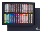 Royal Talens C318-23032 Rembrandt Artists Soft Pastel 30 Colour Full Stick Landscape Set