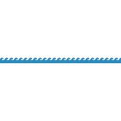 Classroom Diecut Borders 7.6cm x 90cm 12/Pkg-Blue Waves