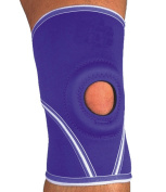 MAXAR Airprene (Breathable Neoprene) Knee Brace - Open Patella Terrycotton Lining - XX-Large