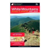 Map Adventures 103077 White Mountains Map Book