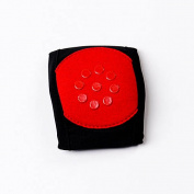 Wee-Knees Design 00008 Tee-Knees Infant Kneepads Red- Regular