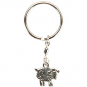 Cedar Creek Quilt Designs 74484 Charming Accents Keyrings-Sheep
